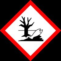 Škodlivý pro vodní organismy